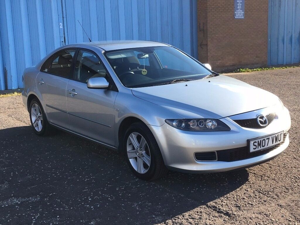 2007 Mazda 6 ts 1.8 , mot - June 2018 , service history ,2 owners ,astra,focus,passat,vectra,accord