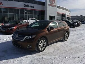 2015 Toyota Venza LIMITED/ 4CYL ALL WHEEL DRIVE