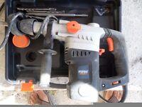 ferm 1500 w drill/kango