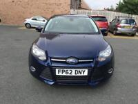 CAT D - CURRENTLY ONLY 17524 miles (due to a new engine) - FORD FOCUS ZETEC TDCI 2012