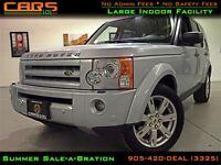 2009 Land Rover LR3 V8 HSE | Navigation | 7 Seater |