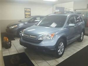 2008 Honda CR-V EX-L, leather and sunroof