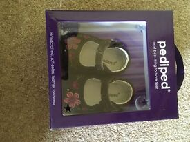 Baby shoes brand new aged 0-6 months