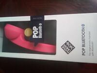 Pop Bluetooth Handset - £10