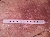 Grey ferguson 9 hole link bar