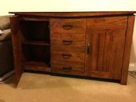 Solid wood sideboard from Oak Furniture Land