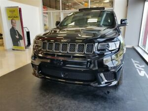 2018 Jeep Grand Cherokee SRT Trackhawk SIGNATURE SUPERCHARGED