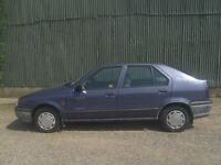 1994 Renault 19 1.4 Biarritz very rare car needs minor stuff for mot