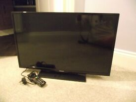 """32"""" Panasonic Television complete with Remote Control"""