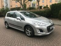 Peugeot 308 SW 1.6 HDi 2013 5dr *** FACELIFT*** £30 road tax