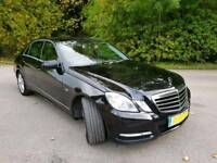 Mercedes-Benz e220 cdi 61 plate manual