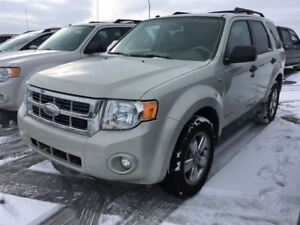 2008 Ford Escape XLT 3.0L 4X4