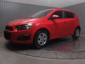 2014 Chevrolet Sonic HATCHBACK AC CRUZE CONTROL