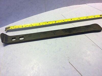 "Car Collectable classic tyre lever 11""long 28cm long classic car roadside repair"