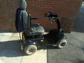 8 MPH MOBILITY SCOOTER
