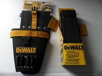 DeWalt Holster & Belt - Never Used