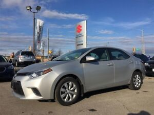 2016 Toyota Corolla LE ~Heated Seats ~RearView Camera ~Fuel Econ