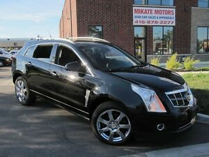STEAL THIS 2010 CADILLAC  SRX 2.8T PREMIUM $16,999 SAFETIED