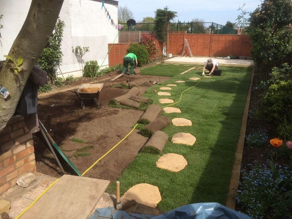 Polish Landscaper ,Gardener for all garden projects | in Heathrow ...