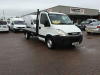 2012 Iveco Daily 2.3 35s11 new 12ft flat body automatic