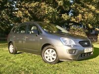 2009 KIA CARENS 2.0 PETROL MANUAL ** ONLY 57000 MILES *** 3 MONTHS WARRANTY
