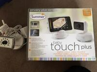 Summer Baby Touch Plus monitor