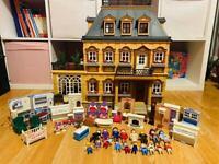 Vintage playmobil 5300 Victorian mansion