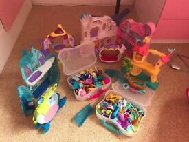 Disney Princess Little Kingdom Sets