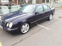 LOVELY Mercedes E280 AVANGARDE