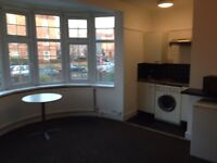 Studio flat to rent in Wembley triangle