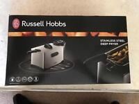 Russel Hobbs stainless steel deep fryer 3 l