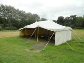 Indian Marquee Tent