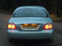 2005 JAGUAR S TYPE V6 MANUAL 2.5