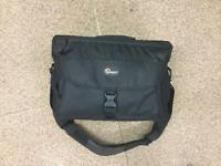 Photo camera Lowepro bag