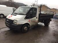 Ford transit tipper 2007 115 6 speed £3650