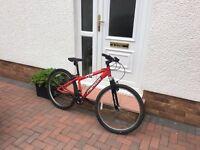 Merida K8 mountain bike