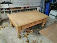 Pine Coffee Table +++Reserved +++