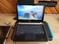 touch screen hp pavilion ts 11 notebook windows 7 screen 11.6 inch 120g hard drive 4g memor