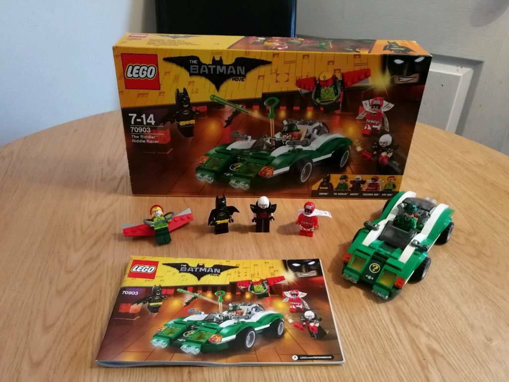Lego batman movie x 2 sets