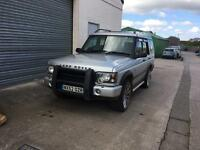 Land Rover Discovery 2002 TD5 Manual