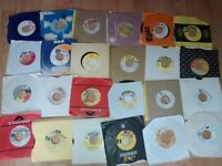 "90 x 7"" dancehall reggae singles capleton / silver cat / beenie man / tanto metro"