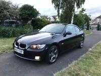 E92 BLACK BMW 3 Series 2.0 320i COUPE