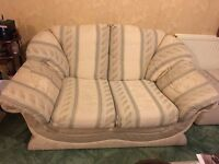 x 2 Italian design Sofas (two and three seater) for quick sale