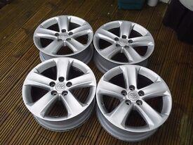 Toyota Rav4 2013 Alloy Wheels