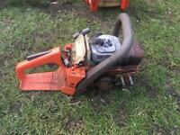 Chainsaw - spares