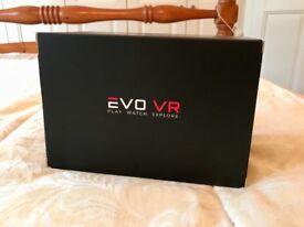 EVO Vitual Reality. Play. Watch. Explore