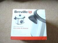 Breville Rice Cooker & Steamer