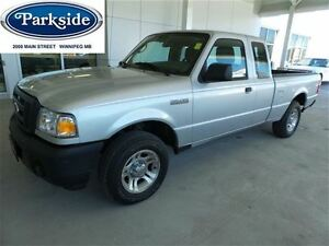2010 Ford Ranger Supercab 4x2 2.3L ManTrans Local one owner with