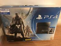 PlayStation 4 console 500gb