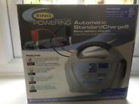Ring 8 amp battery charger